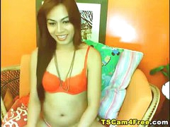 Webcam Hot Shemale In Lingerie